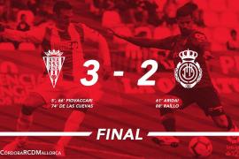 2:3-Niederlage: Herber Rückschlag für Real Mallorca