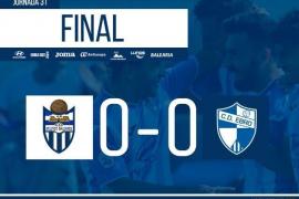 Atlético Baleares spielt 0:0 gegen CD Ebro