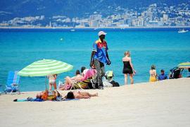 Strandverkäufer steht nach Attacke vor Gericht