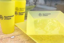 Alaró sagt Plastikmüll den Kampf an