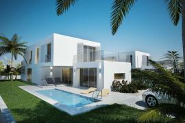 Villa mit einer Wohnfläche von 184 Quadratmetern.