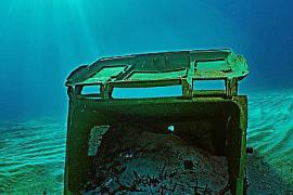 Bilder vom Meeresgrund sechs Monate nach der Flut