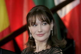Ex-First Lady Carla Bruni gibt Konzert auf Mallorca
