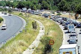 Inselrat errichtet Schallschutz-Mauer auf Andratx-Autobahn