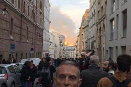 """""""Das Feuer breitete sich rasend schnell aus"""""""