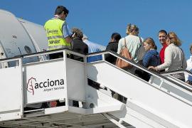 Alle Zeichen stehen auf Streik am Mallorca-Flughafen