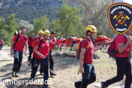 16-Jähriger bei Deià vier Meter in die Tiefe gestürzt