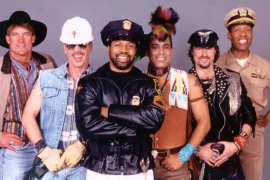 Village People, Maceo Parker, Tony Hadley, Nena