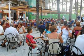 Zoff um frühere Schließung von Palmas Lonja-Terrassen