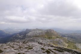 Nach den Wolken und dem Wind folgt Regen auf Mallorca