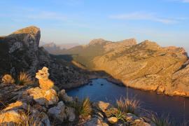 Trotz Sonne ist es auf Mallorca kühler als in Deutschland