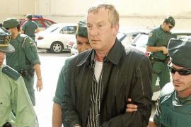 Petrov bei seiner Festnahme im Juni 2008 auf Mallorca.