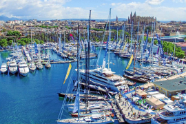 Mallorca steht bis 1. Mai ganz im Zeichen der Nautik