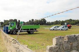 Alter Es-Trenc-Parkplatz wird renaturiert