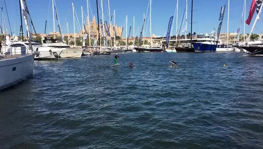Bootsmesse Mallorca lockt zum Auftakt Tausende Besucher