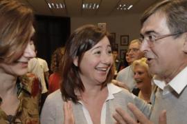 Sánchez-Anhänger freuen sich auch auf Mallorca