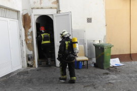 Feuer im beliebten Miramar-Restaurant in Port d'Andratx