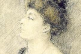 Dorothea Bate, die Paläontologin, die den Myotragus auf Mallorca entdeckt hat.