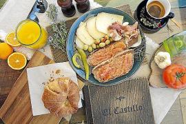 Restaurant El Castillo neu im Son Amar