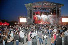 Zwei Tage Rock, Indie und Electro auf Mallorca