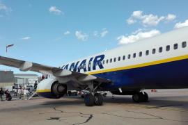 Ernster Zwischenfall in Mallorca-Flieger