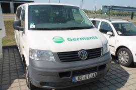 Die Versteigerung des Germania-Inventars beginnt