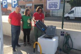 Palma richtet Ent- und Versorgungspunkt für Wohnmobile ein