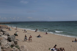 Baden an Palmas Stadtstränden wieder möglich