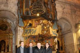 Santanyis Orgel erklingt jetzt zweimal pro Woche