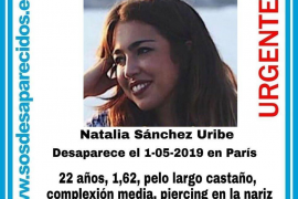 Natalia Sánchez Uribe.