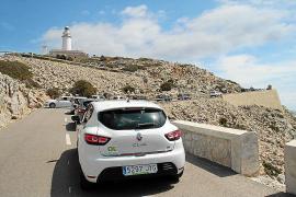 200 Euro Strafe für Formentor- Sünder auf Mallorca