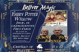 Harry-Potter-Wochenende im Schloss Bellver
