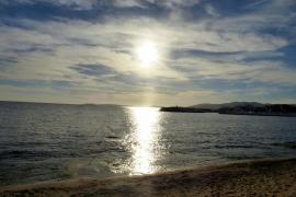 Die Wärme auf Mallorca weicht niedrigeren Temperaturen