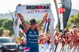 Viele gesperrte Straßen auf Mallorca beim Ironman