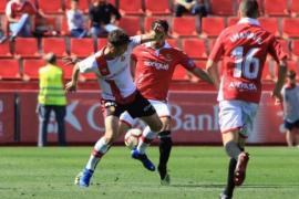 Herber Rückschlag für Real Mallorca im Aufstiegskampf