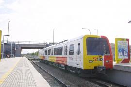 Mallorca-Zug überrollt Frau auf Strecke nach Inca