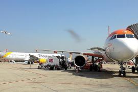 Deutlich mehr Flugpassagiere im April auf Mallorca