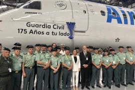 "Air-Europa-Jet auf den Namen ""Guardia Civil"" getauft"