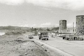 Fotos von Palma de Mallorca von früher und von heute