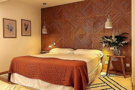 "So sieht es im Hotel ""ICON Valparaíso"" aus."