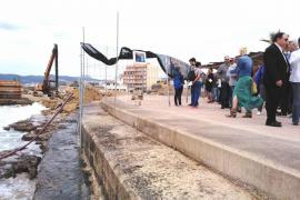 Anwohner von Molinar laufen Sturm gegen Hafenumbau