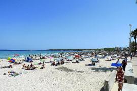 Vorübergehend mollige Wärme auf Mallorca