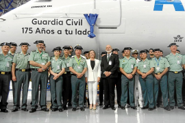 Zackig! 175 Jahre Guardia Civil auf Mallorca