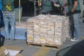 Drogenschiff auf dem Weg nach Mallorca aufgebracht