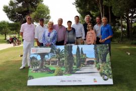 Gelebte Partnerschaft: Mitarbeiter von Minkner & Partner, Golf Alcanada und MM am Rande des Turniers im vergangenen Jahr.