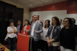 Sozialisten fahren in Palma Wahlsieg ein