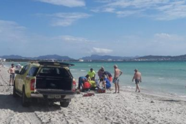 10-jähriges Mädchen am Muro-Strand fast ertrunken