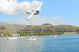 Wasserflugzeuge dürfen bald in der Pollença-Bucht landen