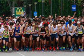 Am Sonntag wird Palma zum Lauftreff
