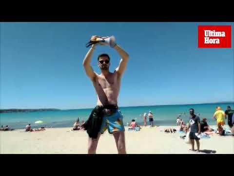 Ballermann-Anwohner stören sich an Strandpartys